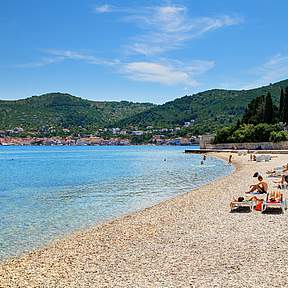 """Prirovo"" nearby beach in easy walking distance"